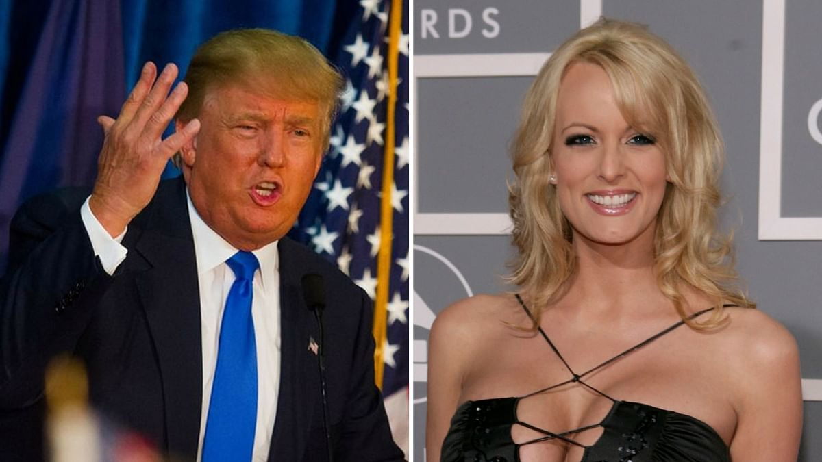 Did Not Know About $130,000 Payment to Stormy Daniels: Trump