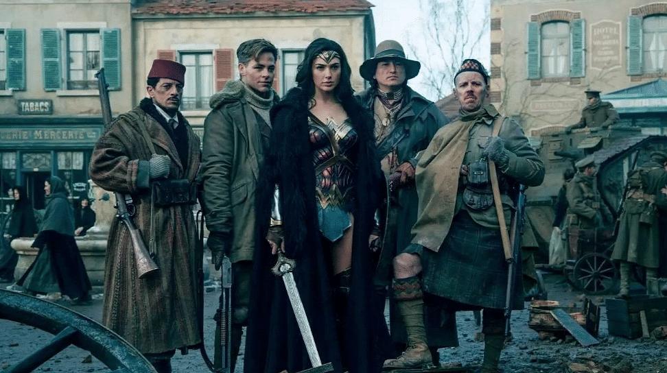 <i>Wonder Woman</i> was the first true-blue feminist superhero movie I'd ever seen.