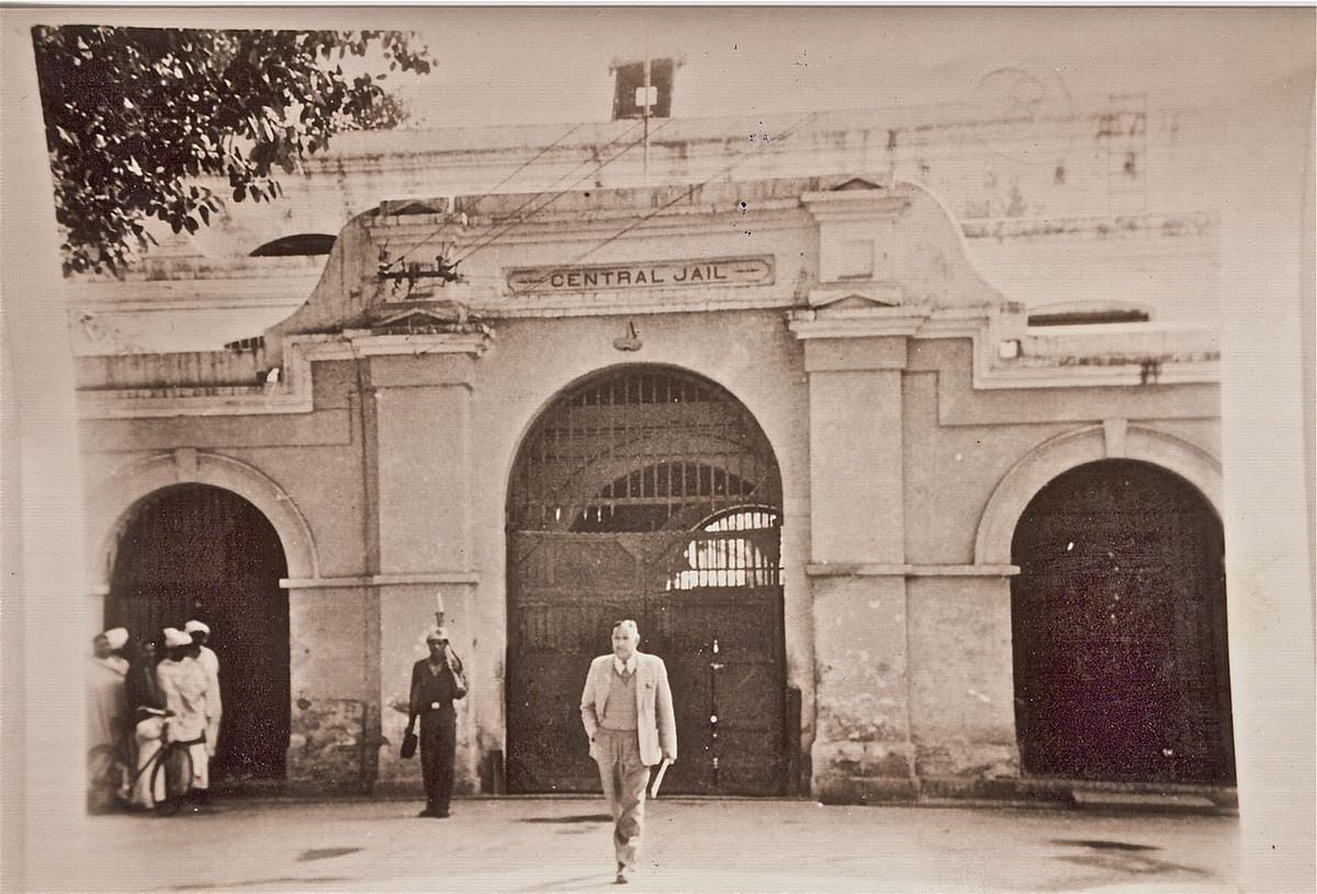 Bhagat Singh was hanged in Lahore's Central Jail on the 23rd of March, 1931.