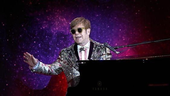 Listen to Elton John's Chart-Topping Hits on His Birthday