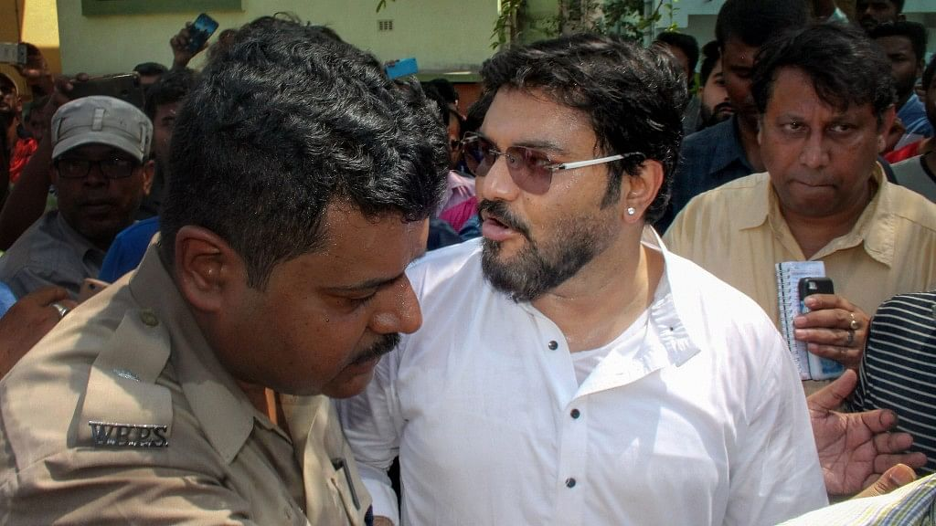 Asansol Clash: FIR Against BJP MP Babul Supriyo For Assaulting Cop