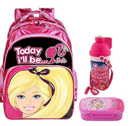 Screengrab of Barbie products being sold online.