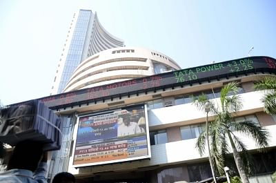 Global cues, banking sector woes suppress equity markets