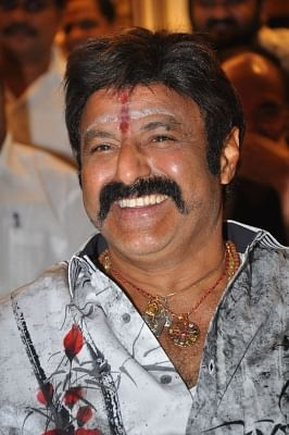 Actor Nandamuri Balakrishna. (File Photo: IANS)