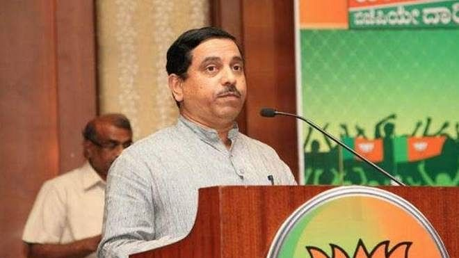 "<div class=""paragraphs""><p>File photo of Union Minister Prahlad Joshi.</p></div>"