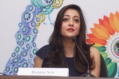 Raima Sen. (Photo: IANS)