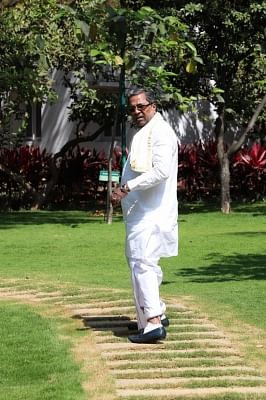 Karnataka Chief Minister Siddaramaiah. (Photo: IANS)