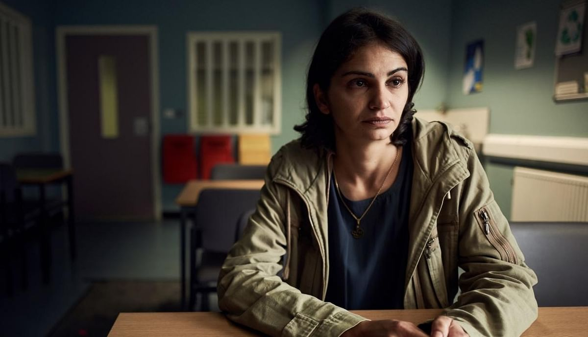 <i>Collateral</i> wields the spotlight on a multi-ethnic London grappling with the refugee crisis.&nbsp;
