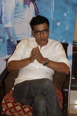 Actor Narendra Jha.