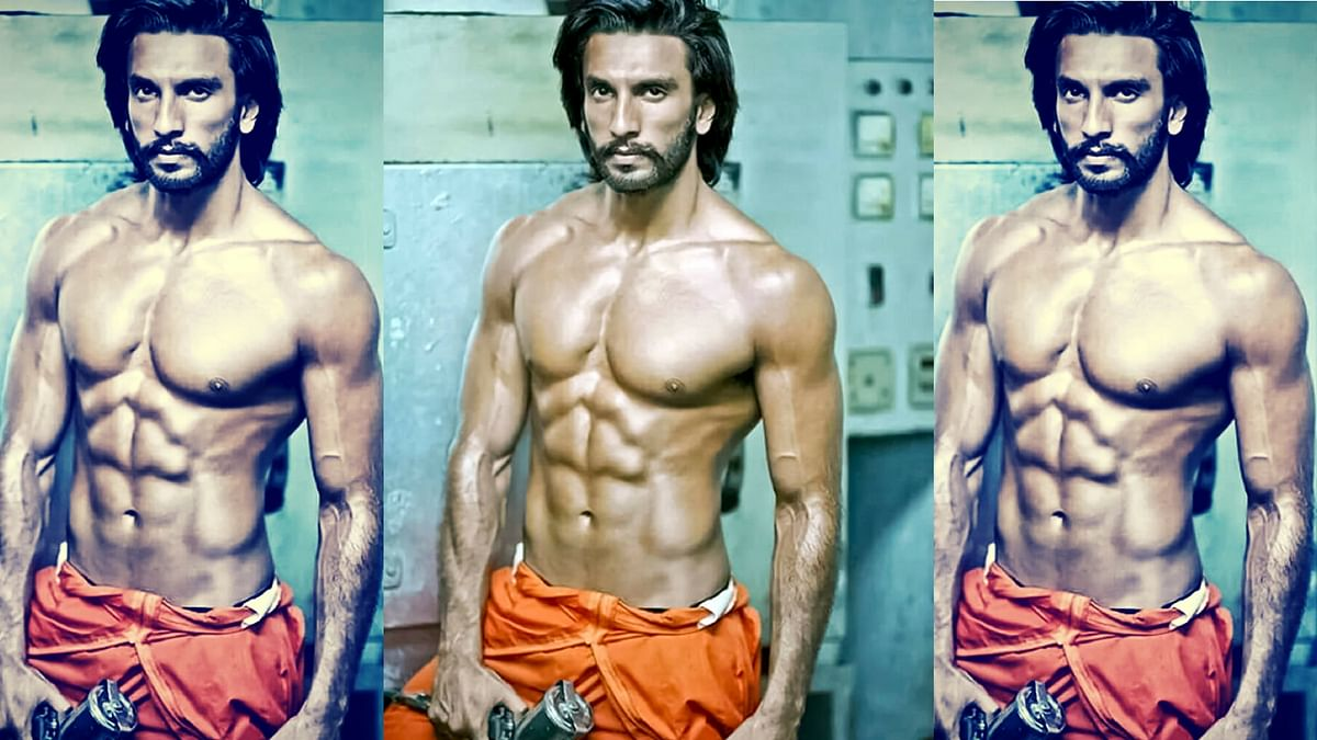 Ranveer Singh got lucky!