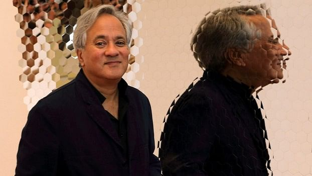 Meet Anish Kapoor, the Sculptor Wizard Who Dares to be Provocative