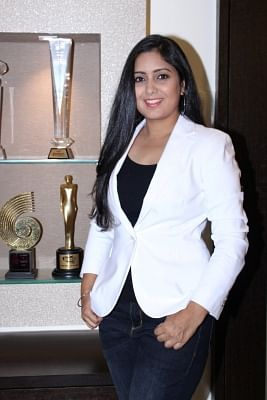 Mumbai: Singer Harshdeep Kaur. (Photo: IANS)