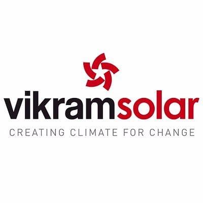 Vikram Solar. (Photo: Twitter/@VikramSolar)