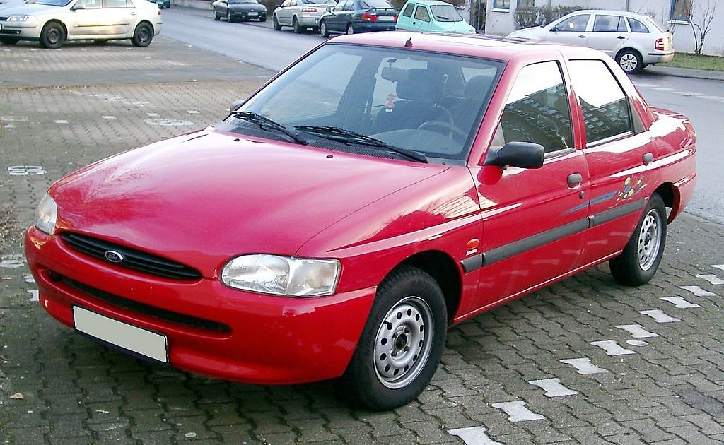 The Ford Escort was launched in India when Ford and Mahindra last partnered with each other in 1995.