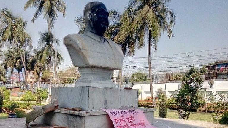 Syama Prasad Mookerjee's Statue Vandalised in Kolkata, 7 Arrested