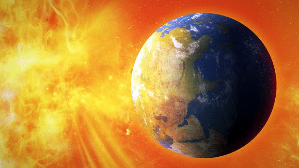 Geomagnetic storms are rated on a scale of G1 to G5.