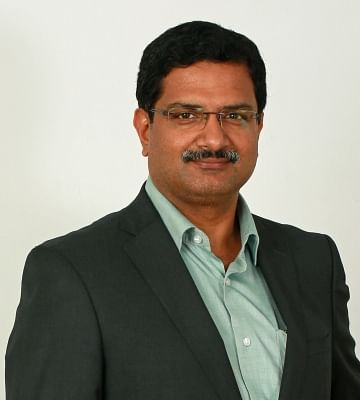 P. Krishnakumar, Senior Vice President and General Manager, Consumer and Small Business, Dell India