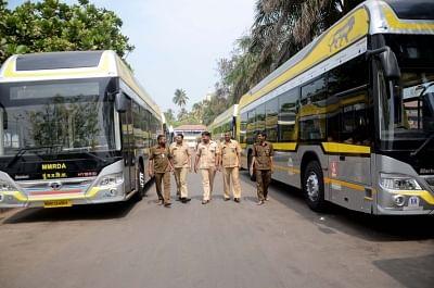 Mumbai gets 25-strong Hybrid Electric Bus fleet