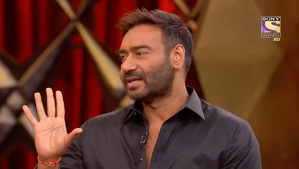 Ajay Devgn's sincere advice to Kapil Sharma is the most important take away from the show.