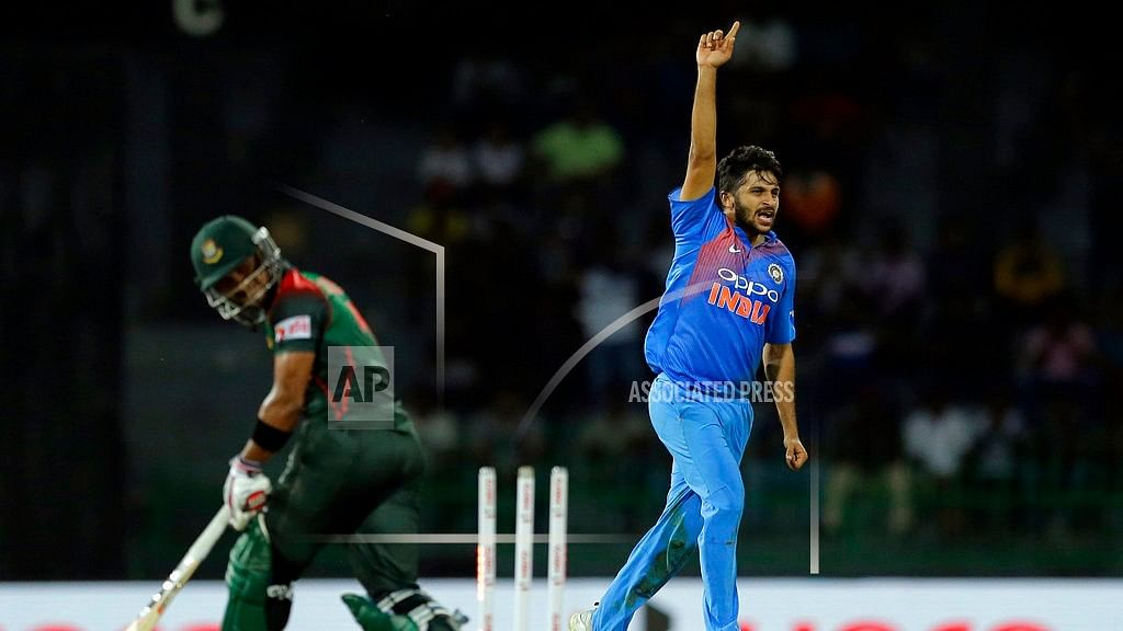 For India, Shardul Thakur has been the pick among the bowlers.