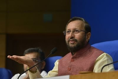 Remove Javadekar, CBSE Chair: Congress