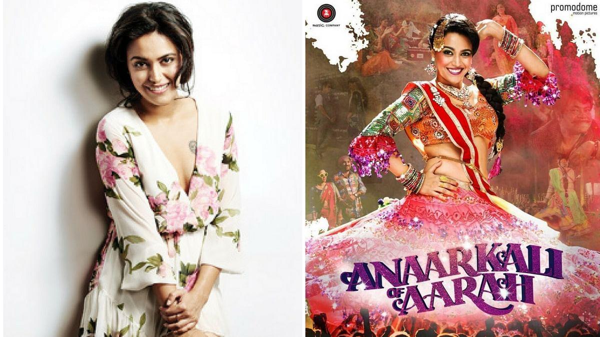 Actor Swara Bhaskar in <i>Anaarkali of Aarah</i>