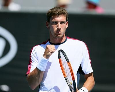 Spanish tennis player Pablo Carreno. (Xinhua/Li Peng/IANS)