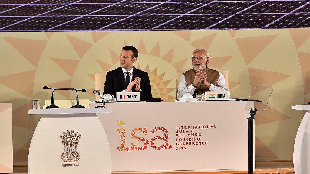 We Want Solar Revolution Worldwide: PM Modi at 1st ISA Summit