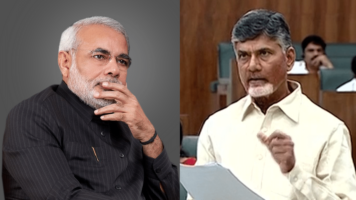 TDP Cuts Ties With NDA, Says 'It's For Andhra Pradesh's Welfare'