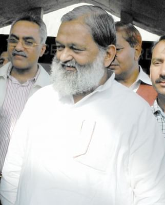 Anil Vij. (File Photo: IANS)