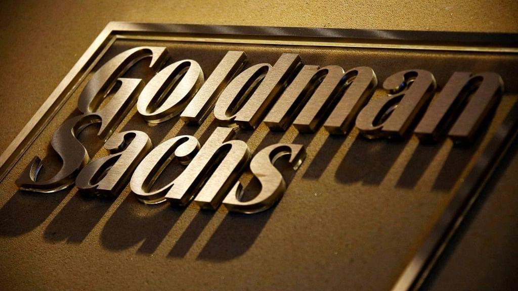 Goldman Sachs. Image used for representational purposes.