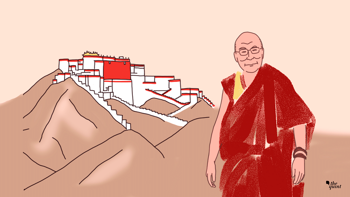 Graphic Novel: The Dalai Lama's Escape to India
