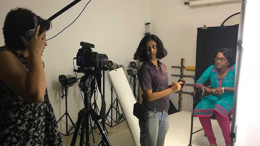 I am an independent filmmaker and an activist.