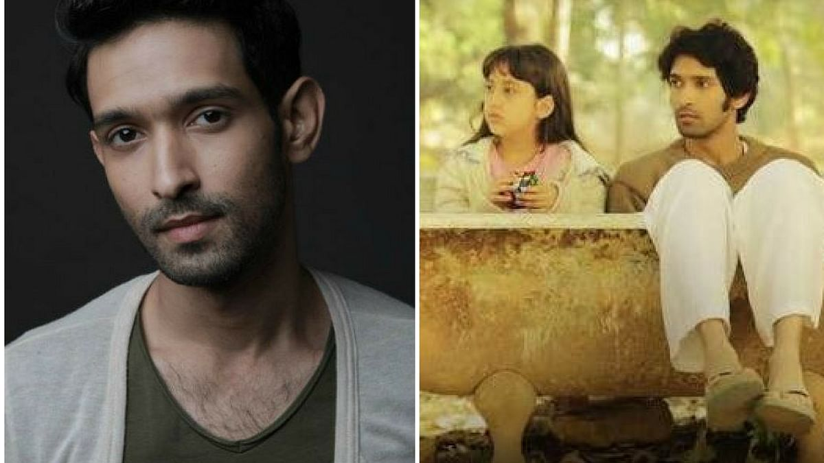 Actor Vikrant Maissey in <i>A Death In The Gunj</i>