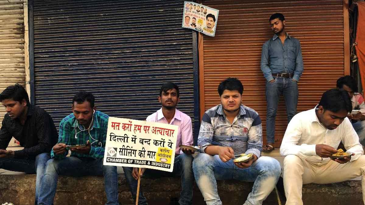 Delhi Sealing: Why Did the Govt Levy Taxes If Shops Were Illegal?