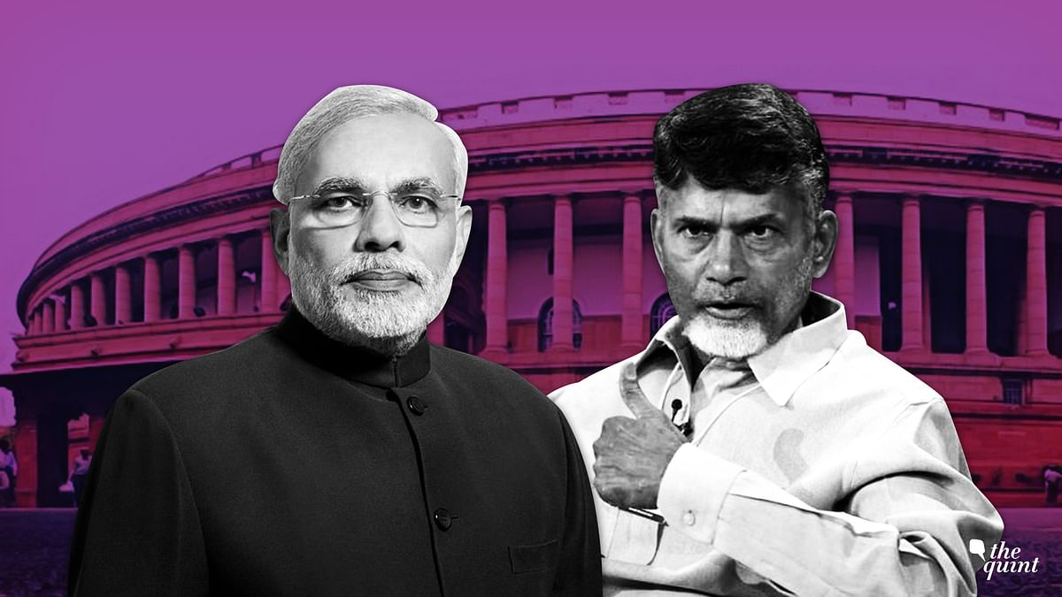TDP Pulling Out of NDA Unfortunate: Amit Shah Pens Letter to Naidu
