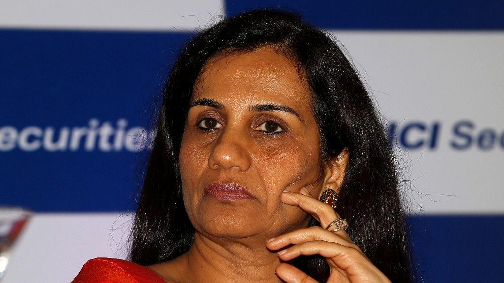 File image of former ICICI Bank CEO Chanda Kochhar.