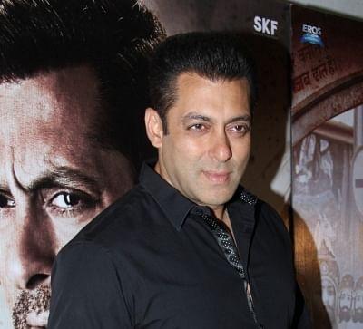Actor Salman Khan. (File Photo: IANS)