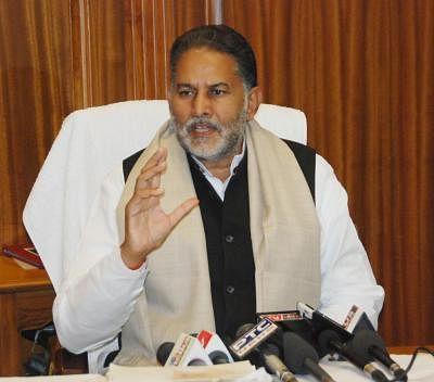 Parliamentary Affairs Minister Ram Bilas Sharma. (Photo: IANS)