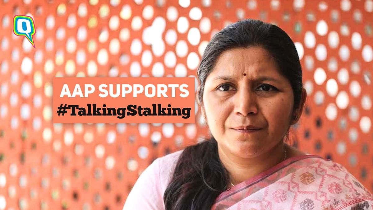 AAP's Richa  Mishra on Delhi Govt & The Quint's Anti-Stalking Bill