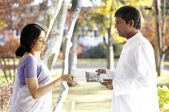 A movie like <i>English Vinglish</i> is a rarity where the wife shows up a know-it-all husband with her own acumen at the end.