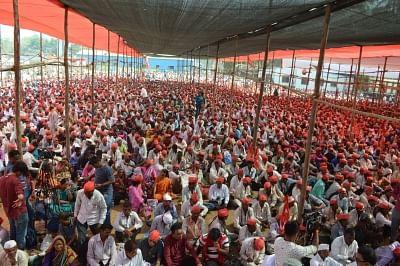 Farmer suicides increased under Modi government: Congress
