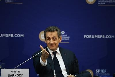 French Ex-President Sarkozy Convicted for Illegally Financing His 2012 Campaign