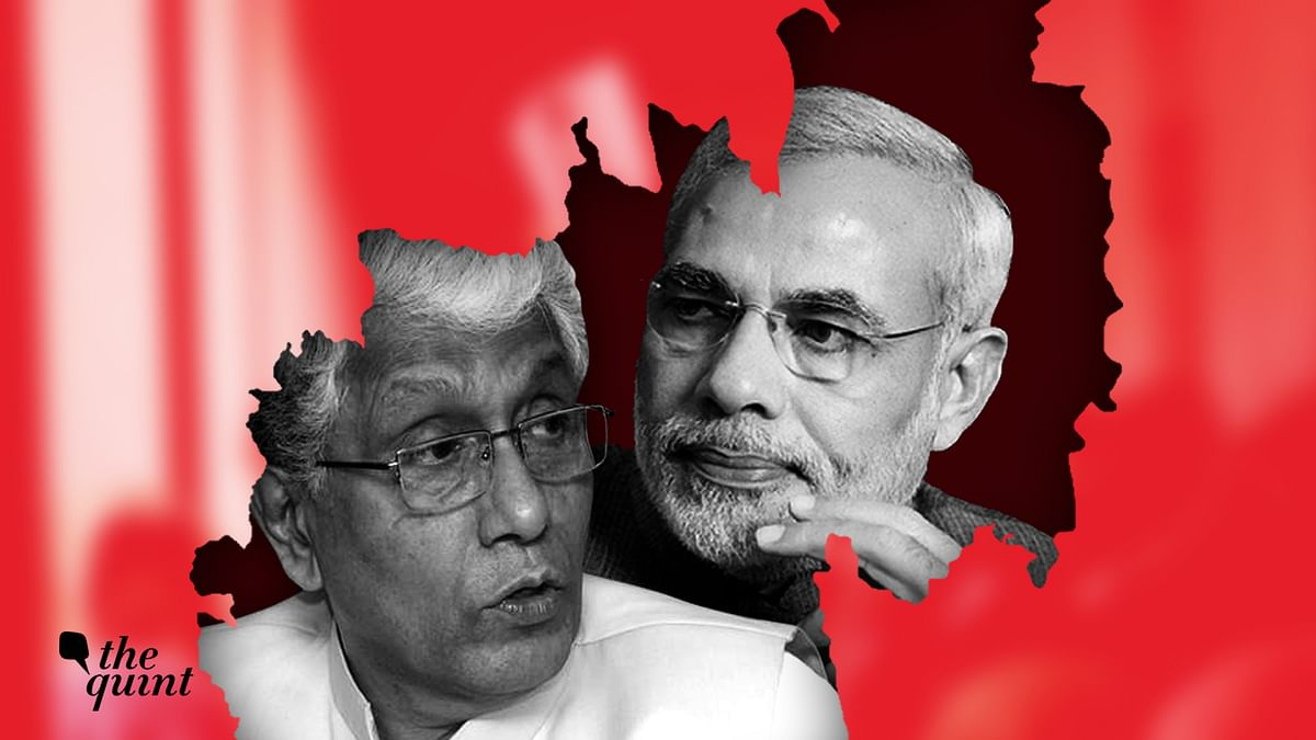 Tripura Elections: BJP+  Dethrone Manik 'Sarkar' With 43 Seats
