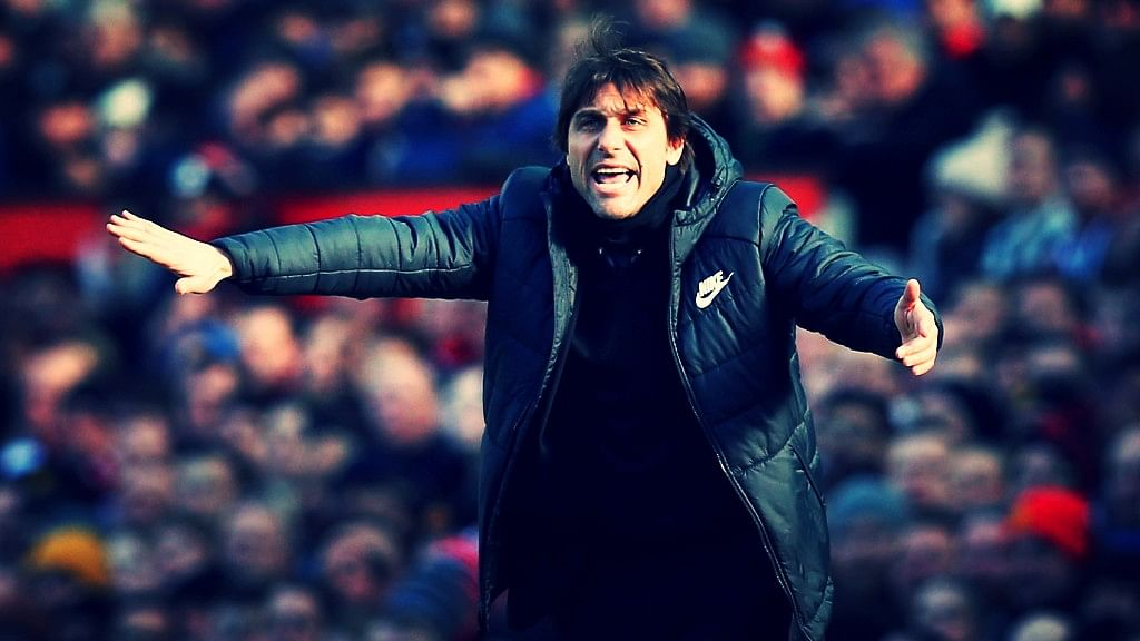 Is Manager Antonio Conte Walking a Tightrope at Chelsea?