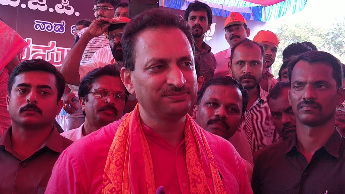 'Polarising People is Real Democracy': Minister Anant Kumar Hegde