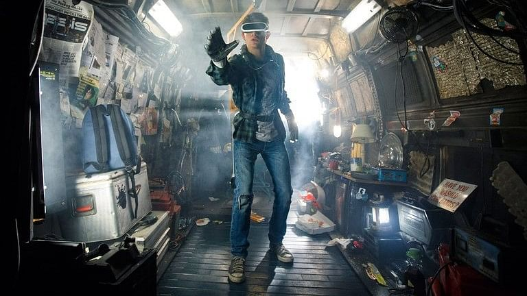 A still from <i>Ready Player One.</i>