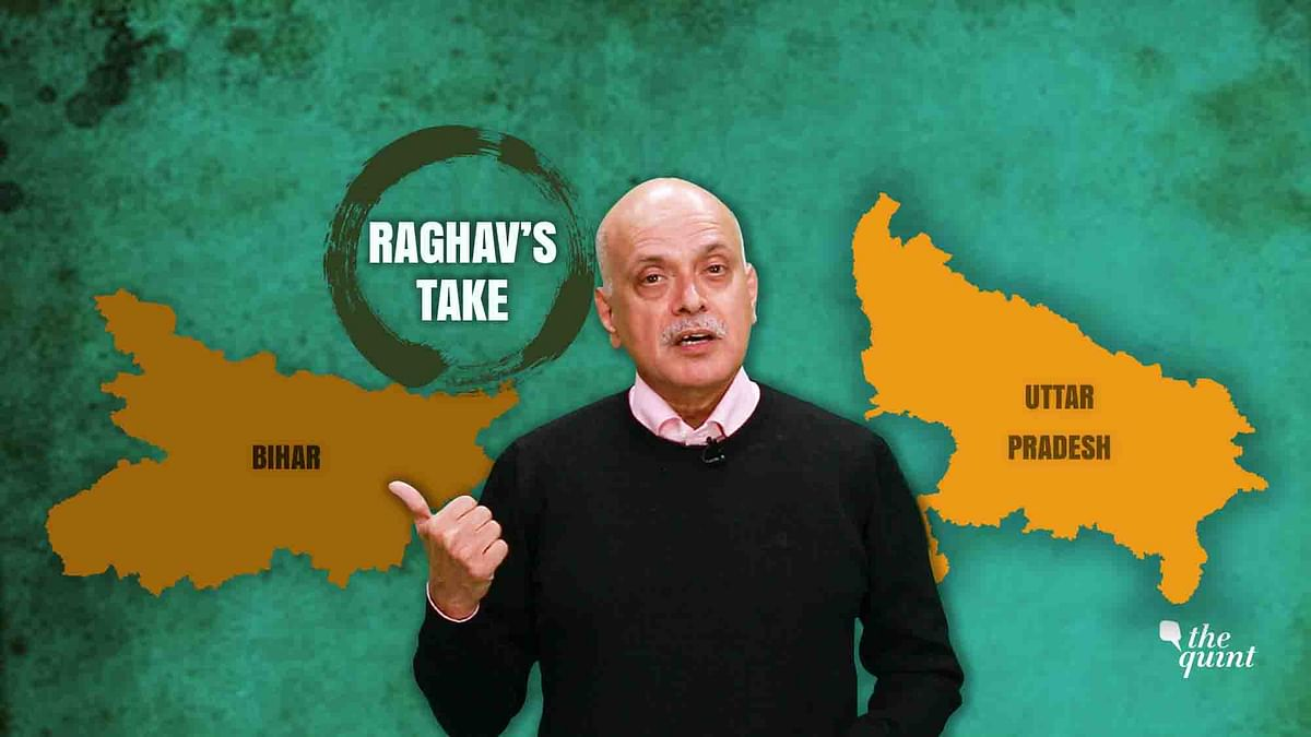 The Quint's Founder-Editor Raghav Bahl.