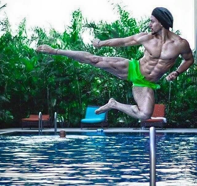 The phenomenon that is Tiger Shroff.