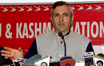 Former Chief Minister Omar Abdullah. (File Photo: IANS)